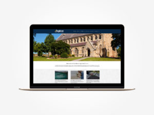 East Maitland Anglican Church Web Design